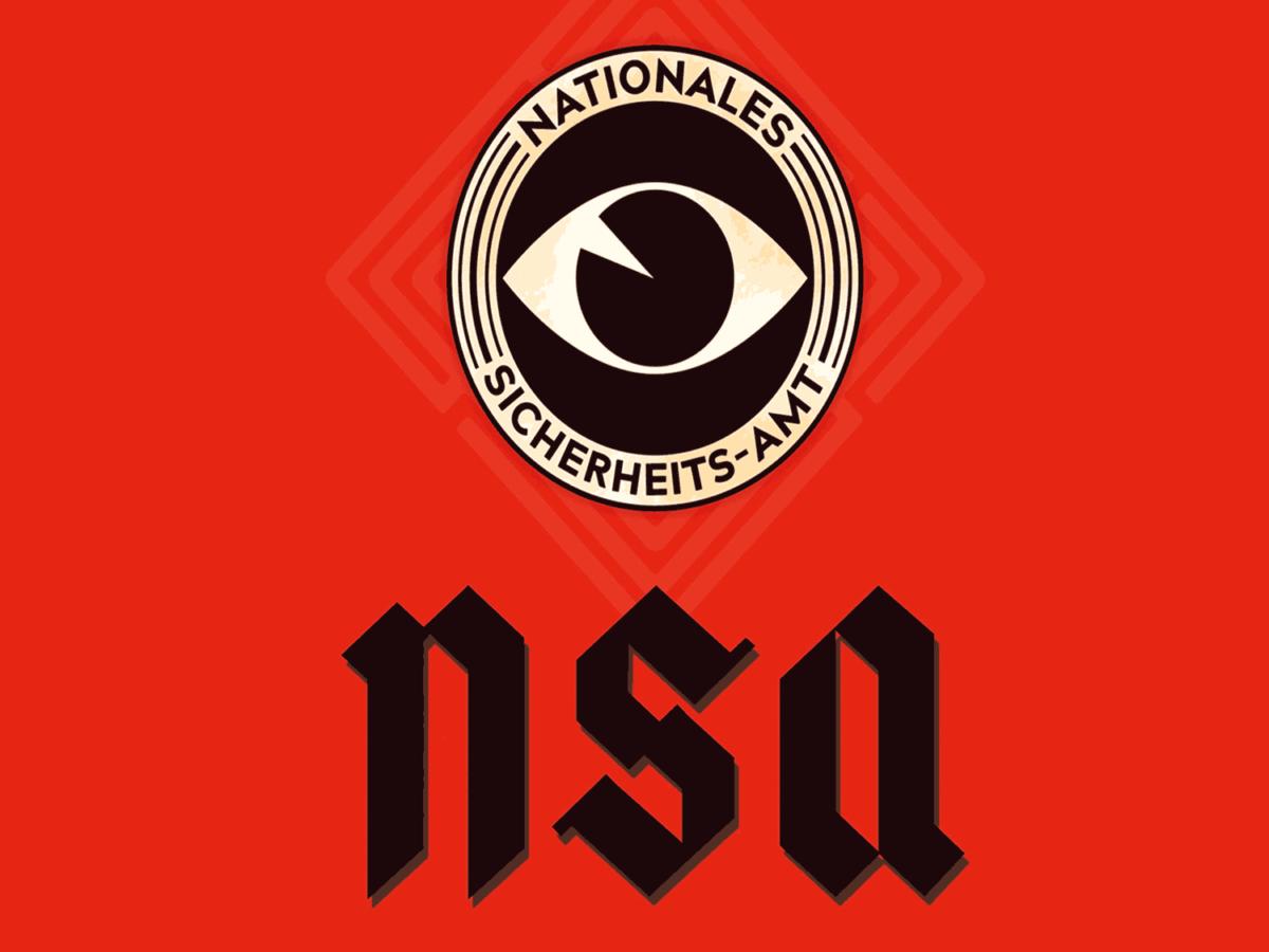Steampunk minus Punk, plus Bakelit und Nazis
