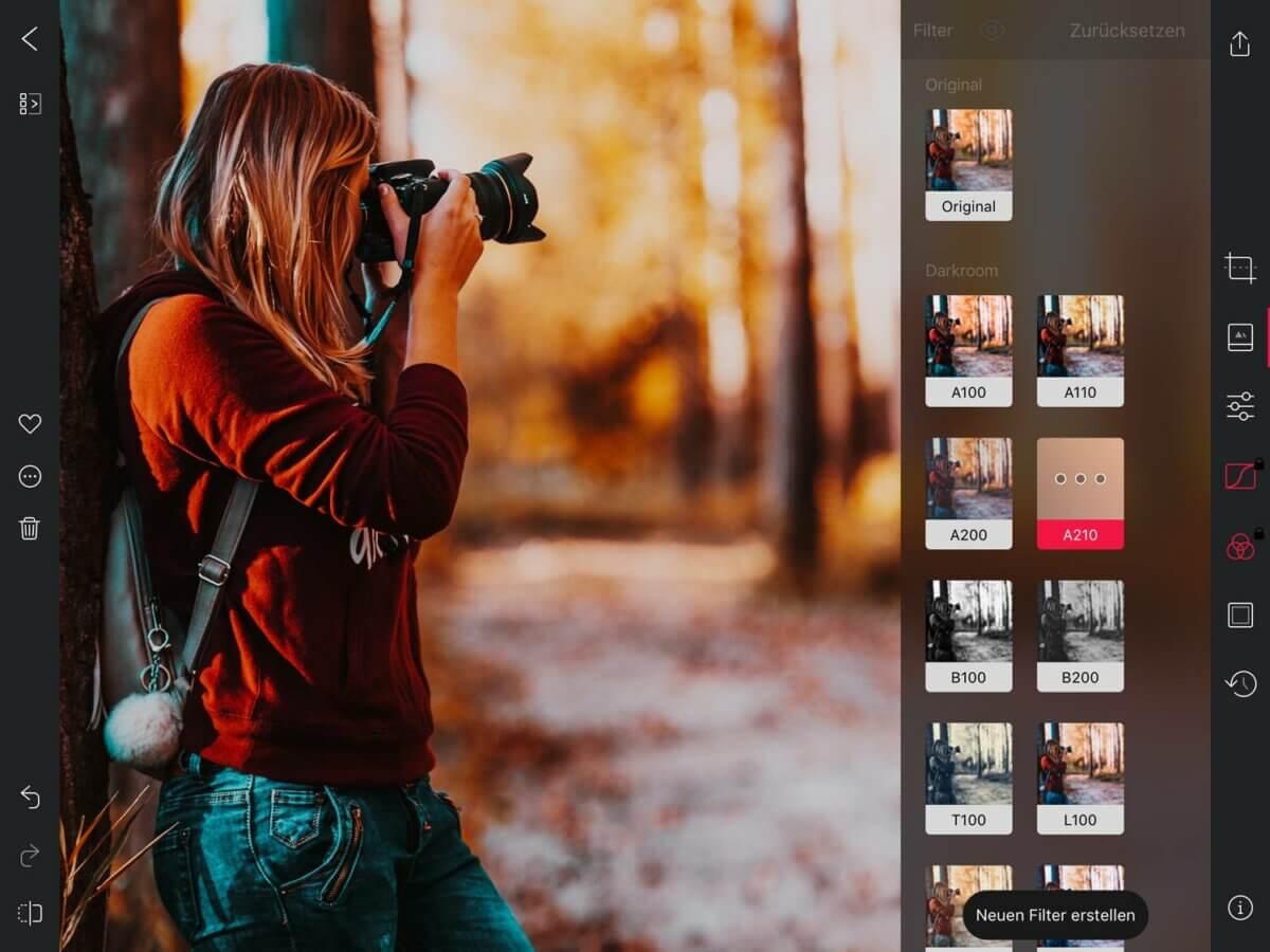 Mit dieser Foto-App zeigt man Instagram den Meister