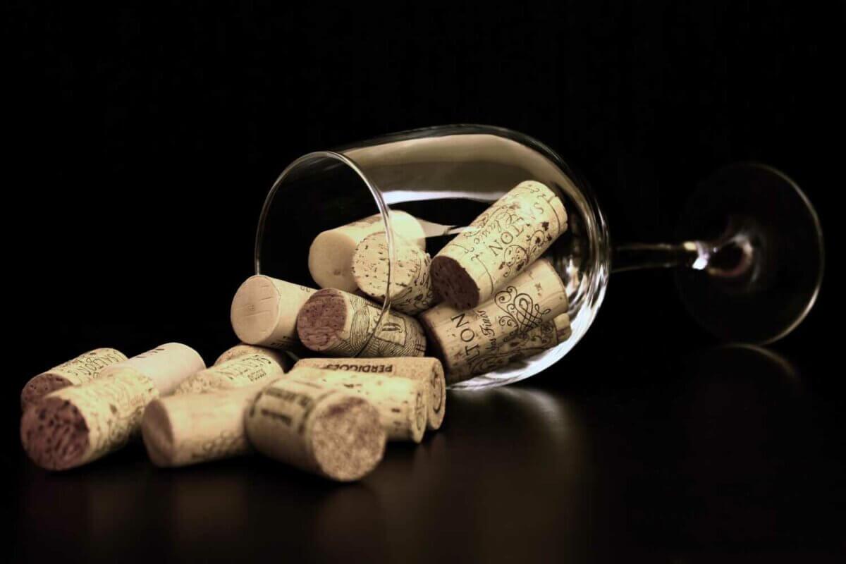 Der Weinkeller als Netzdiagramm