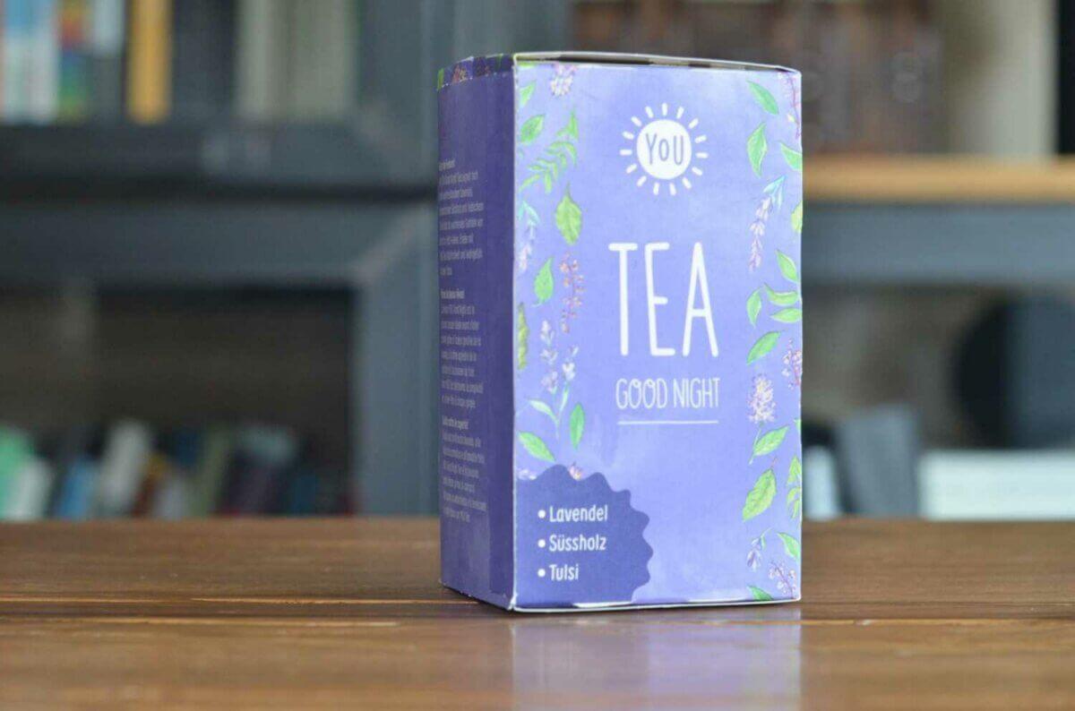 Der Denglisch-Tee für süsse Träume
