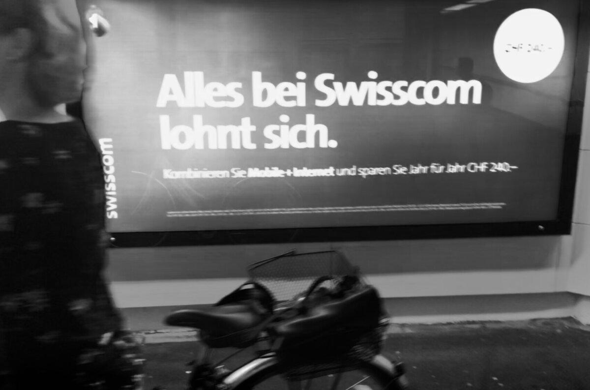 Es lohnt sich vor allem für die Swisscom