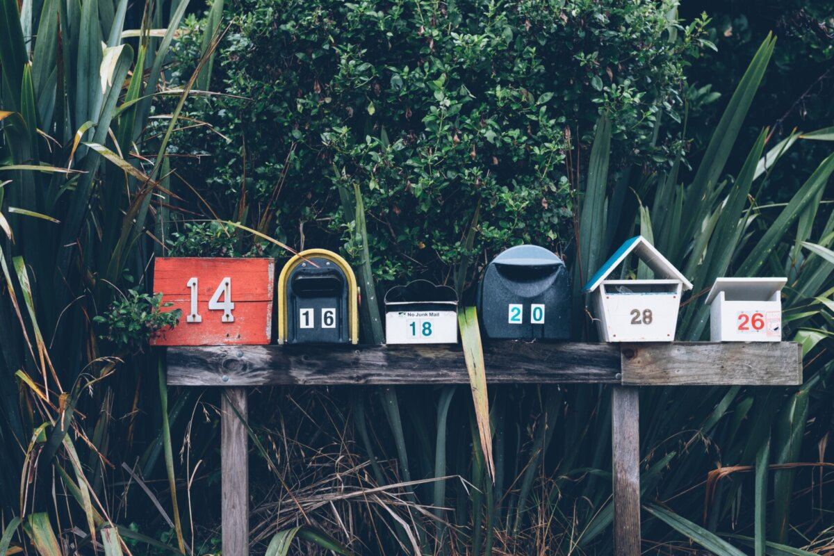 Der Mailvogel ist gelandet